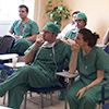 Fotos de la III Edición del curso de Disección de Hueso Temporal
